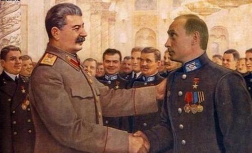 Stalin_putin1