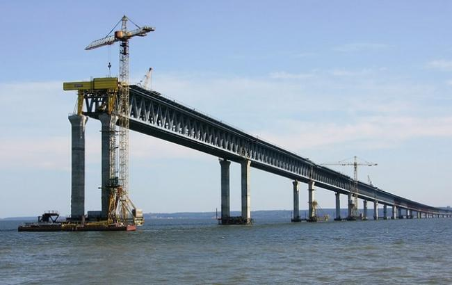 Крымский мост - гигантская бессмысленная стройка