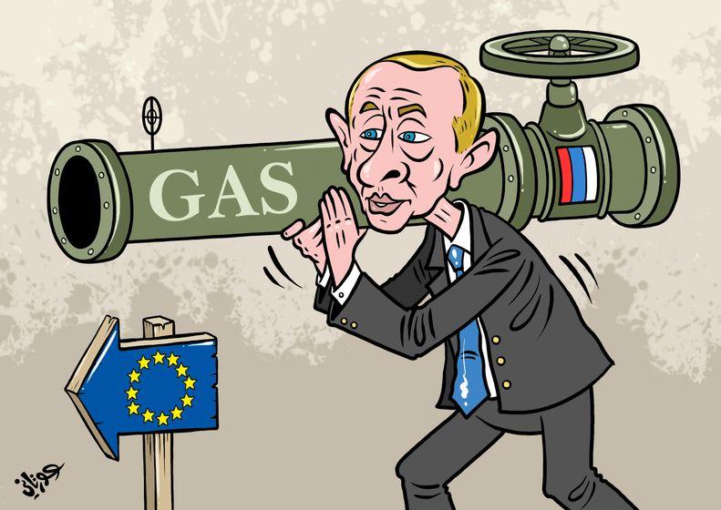 Putin-gaz