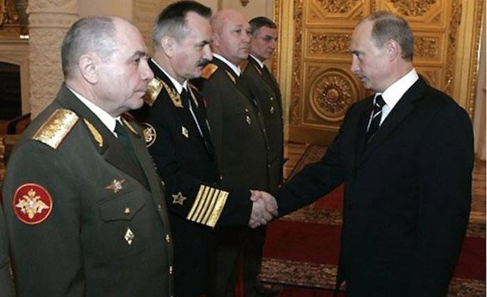 Ключевой фигурант дела о сбитом Боинге MH17 - генерал-полковник Ткачев