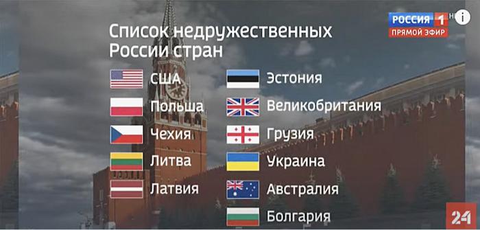 И примкнувшая к ним Чехия