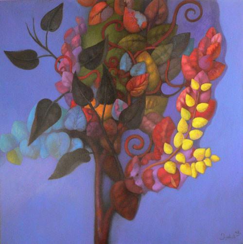 Дерево, 2007г.