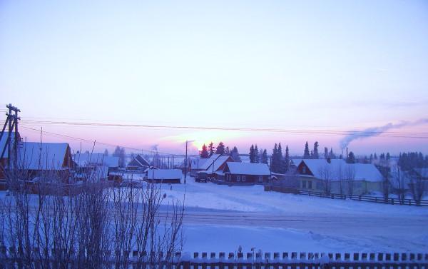 новогодний мороз