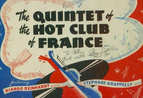The Quintet of The Hot Club of France