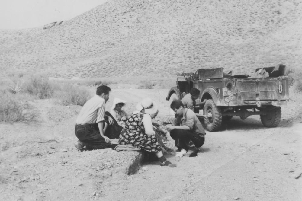 Где-то в Узбекистане. 1950s