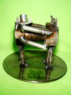 AVPROF Metal Art Love bolt 2