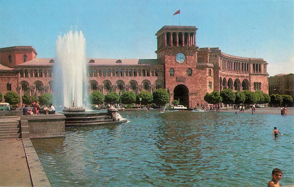 Erevan - Dom pravitelstva_resize