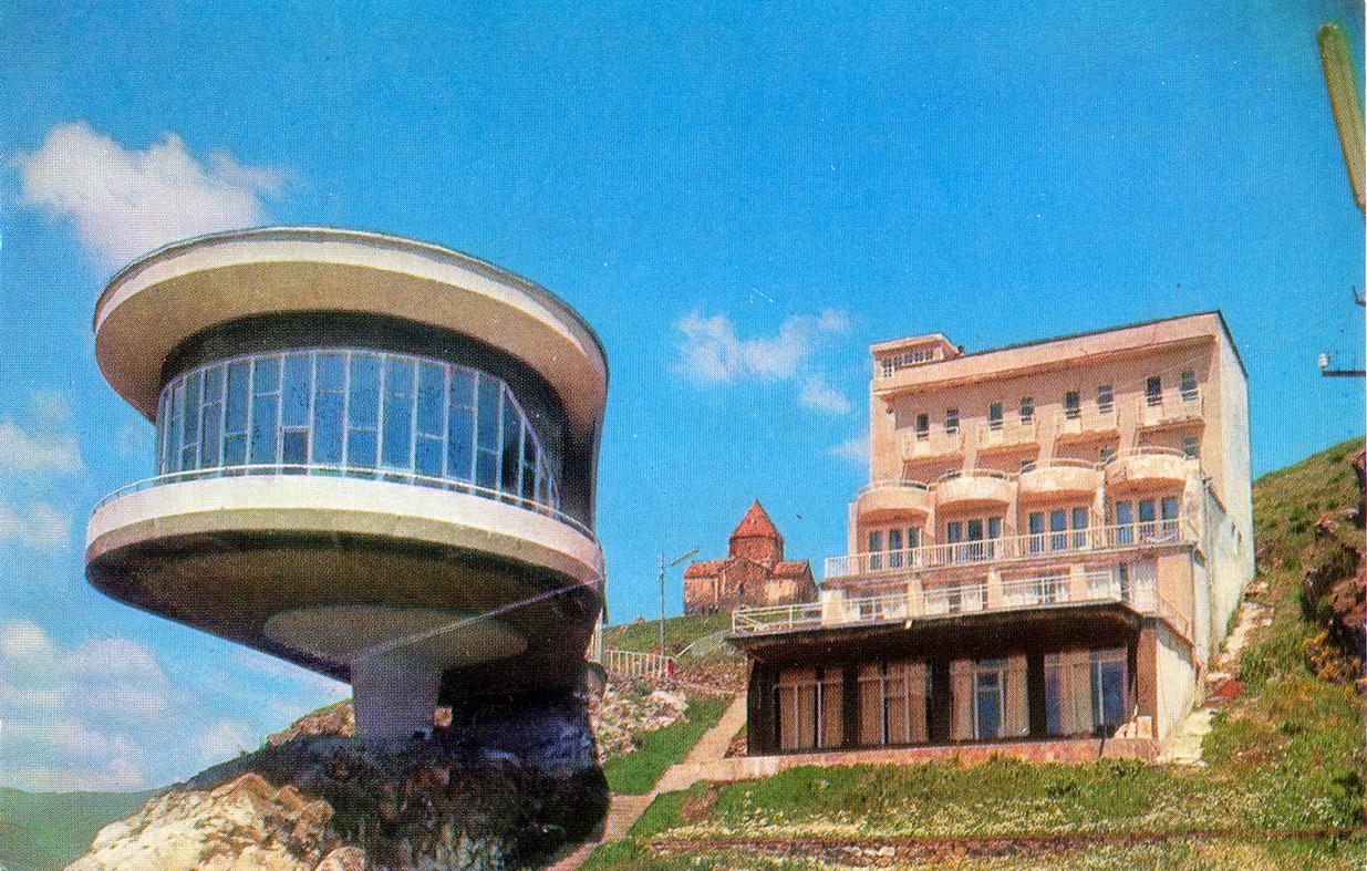 Erevan - Ozero Sevan. Dom tvorchestva pisateley_resize