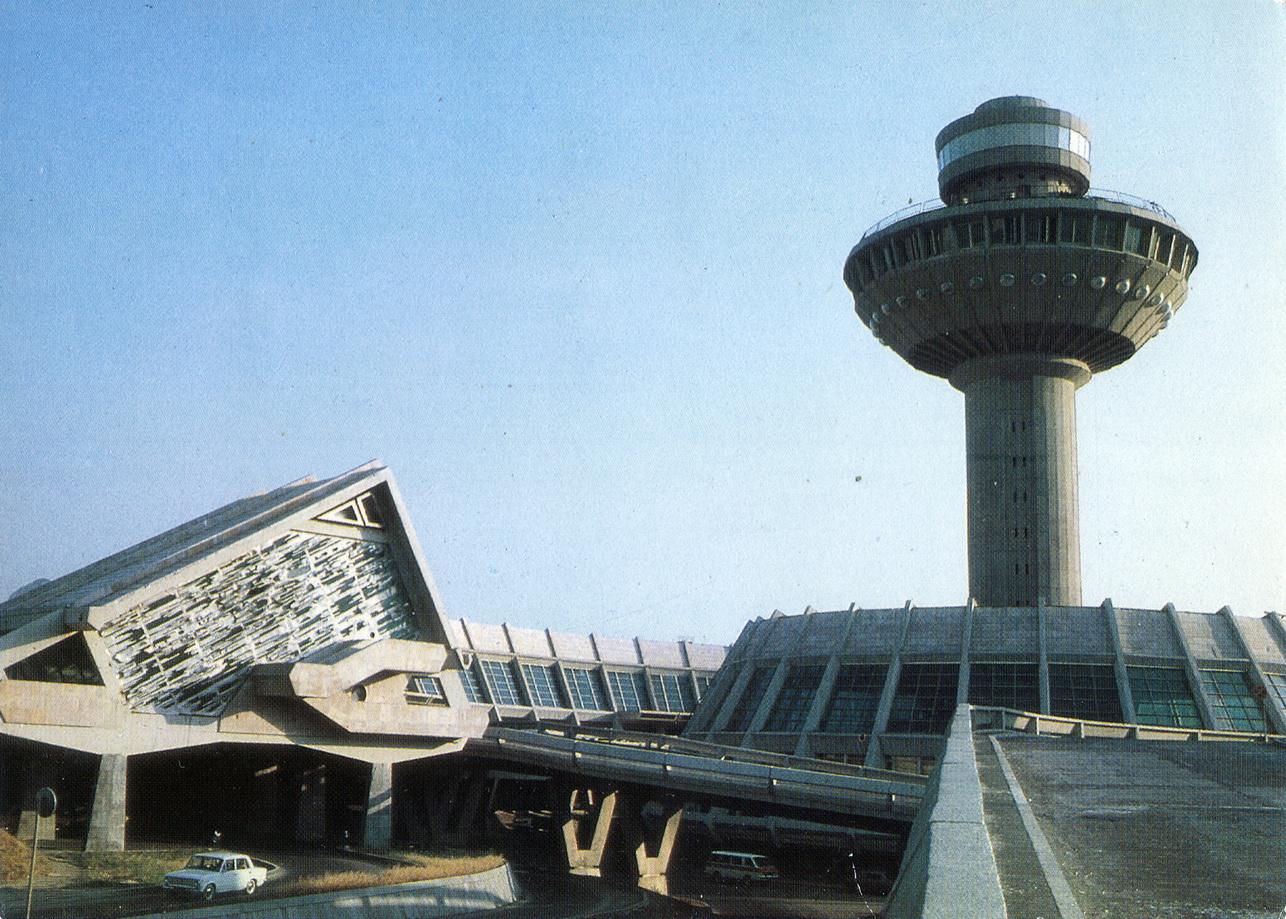Aeroflot - Erevan. Aeroport_resize