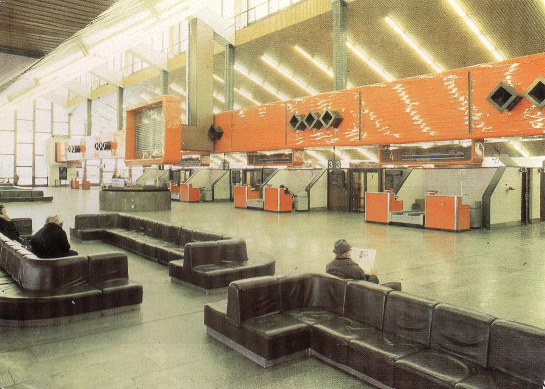 Aeroflot - Tallin. Aeroport_resize