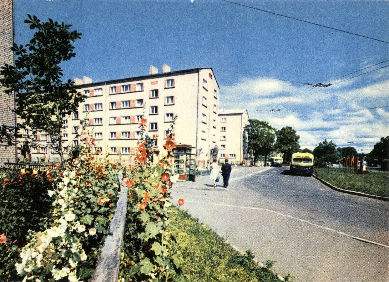 Riga - Ulitsa Tilta na Sarkandaugave_resize