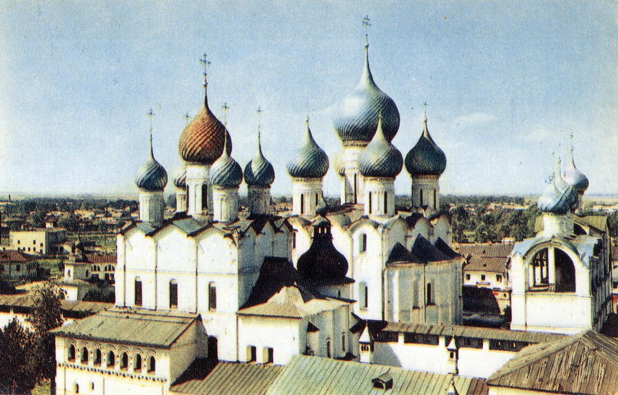 Rostov - Tserkov Voskreseniya_resize