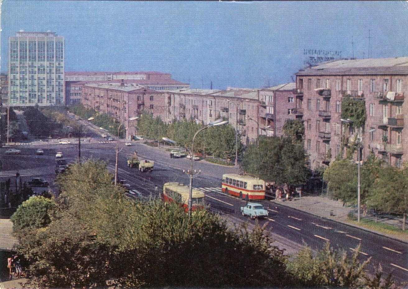 Erevan - Ulitsa Komitasa_resize