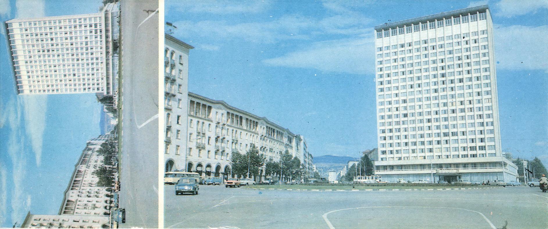 Tbilisi - Gostinitsa Adzhariya_resize