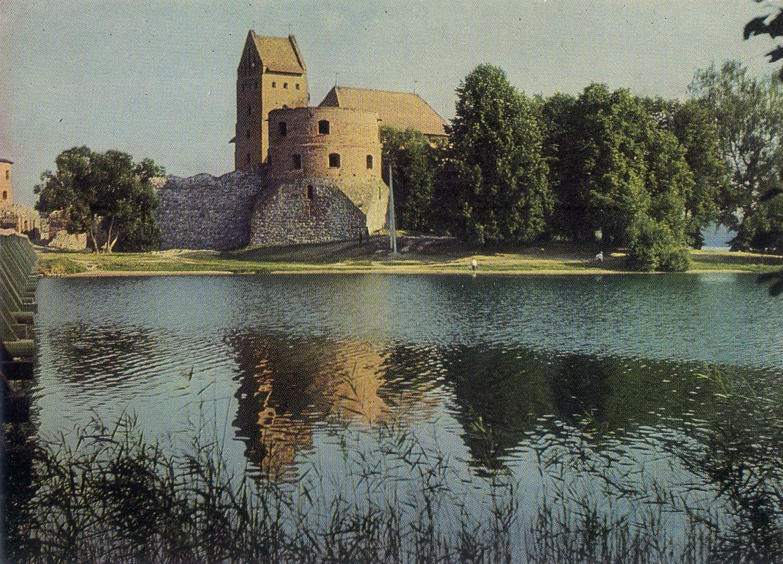 Litva - Trakay. Zamok_resize