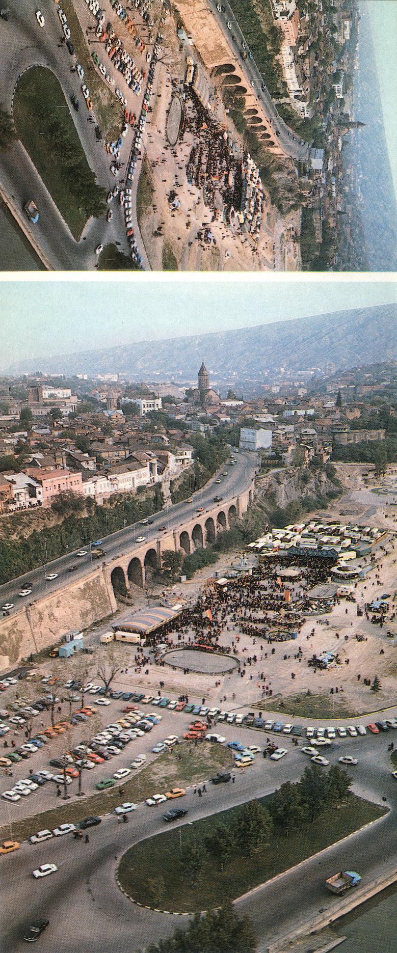 Tbilisi - Podyem imeni Baratashvili_resize