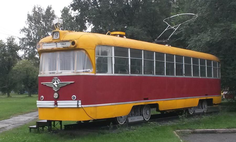 РВЗ-6 в Новосибирске