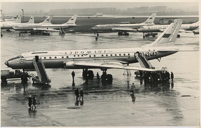 Tu-104s
