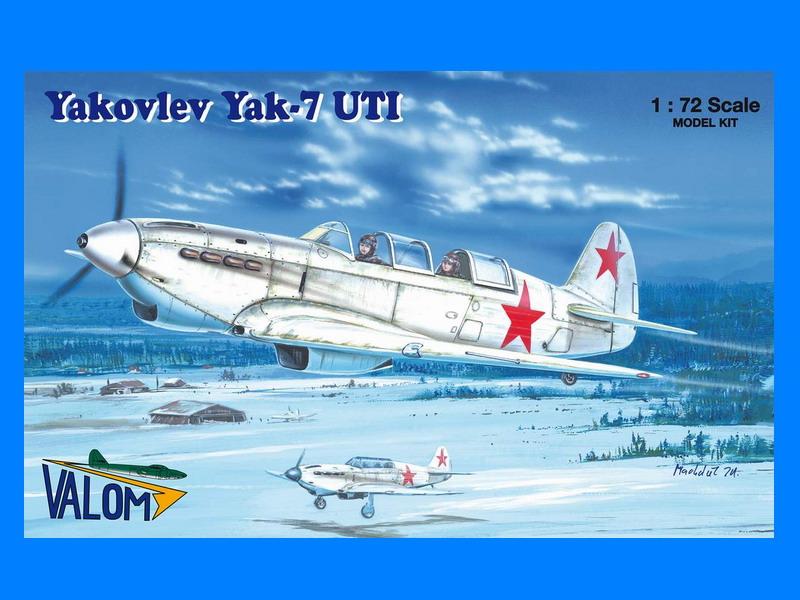 Yak-7 UTI