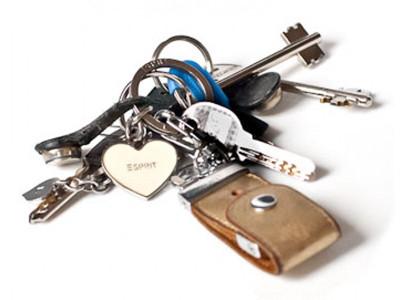 Ключи не надо сдавать в багаж