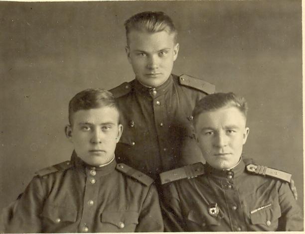 Кряжевских