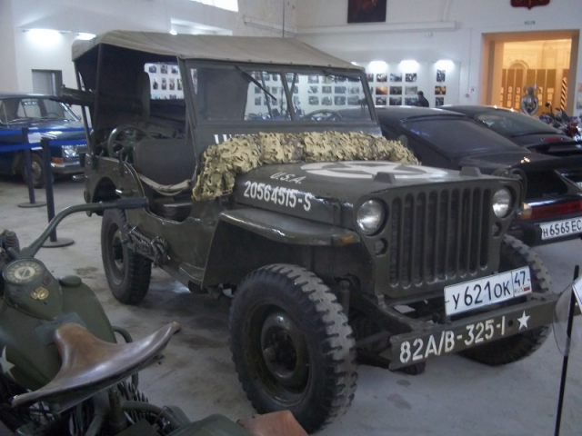 FORD GPW (Willys MB)
