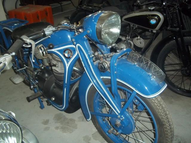 Мотоцикл BMW R4