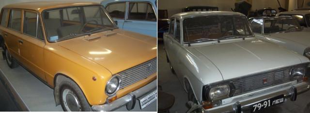 АЗ-2102 и Москвич-408