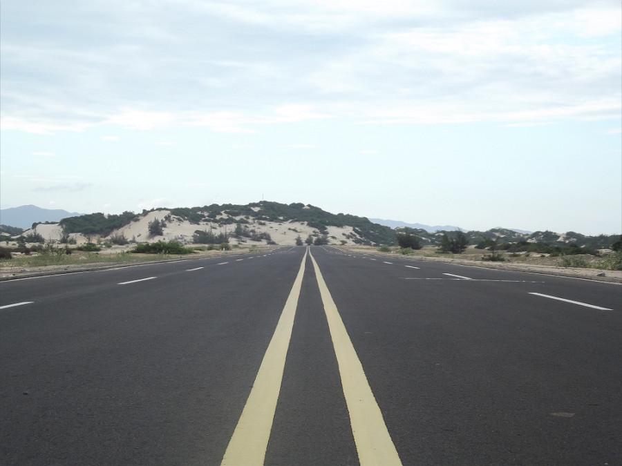 Наверное самая лучшая дорога во Вьетнаме