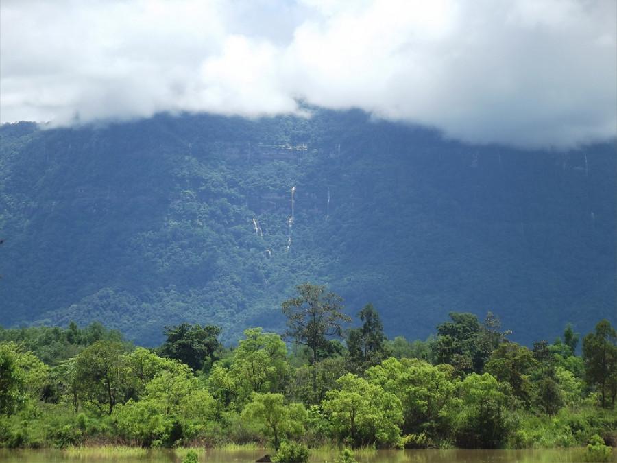 Лао горы