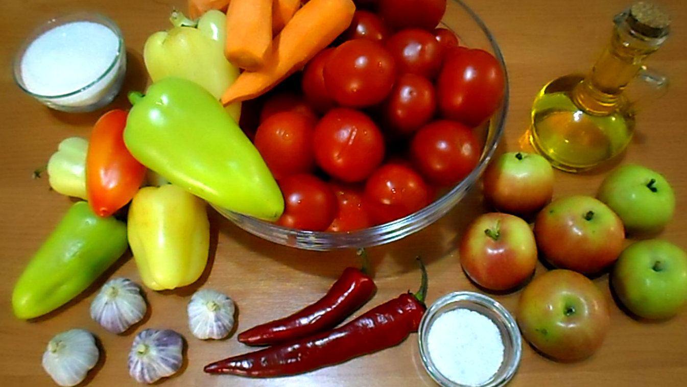 Узнай секрет удачной АДЖИКИ из помидоров на зиму - самый вкусный рецепт