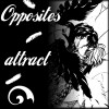 Opposites attract - icon