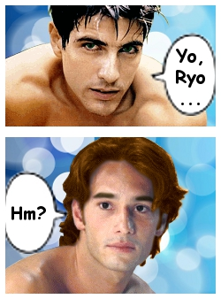 Dee x Ryo reallife