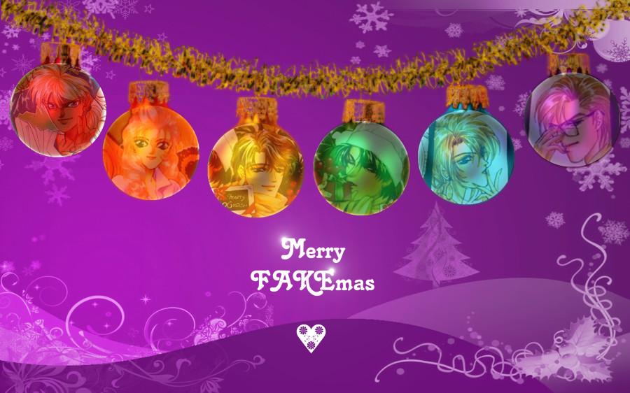 Happy Fakemas 2012