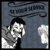At your service - icon