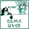 Game over - icon