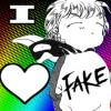 I love FAKE - icon