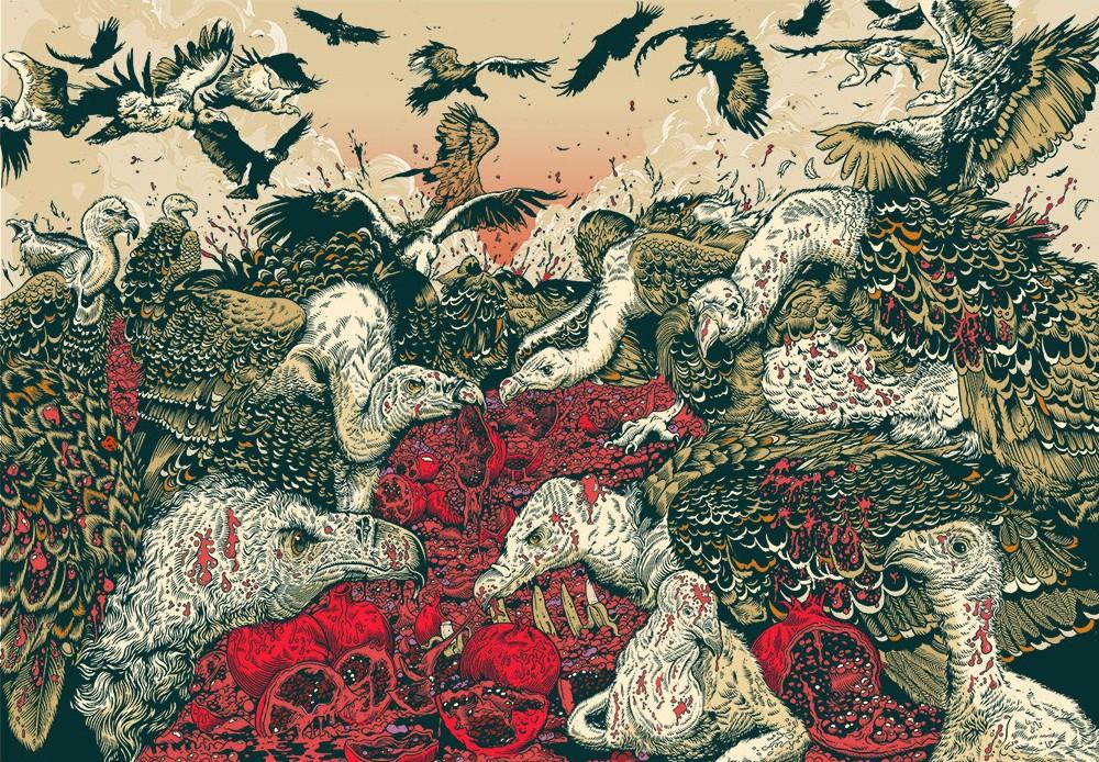 Tim McDonagh vultures