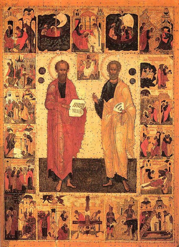 православные знакомства петр и павел