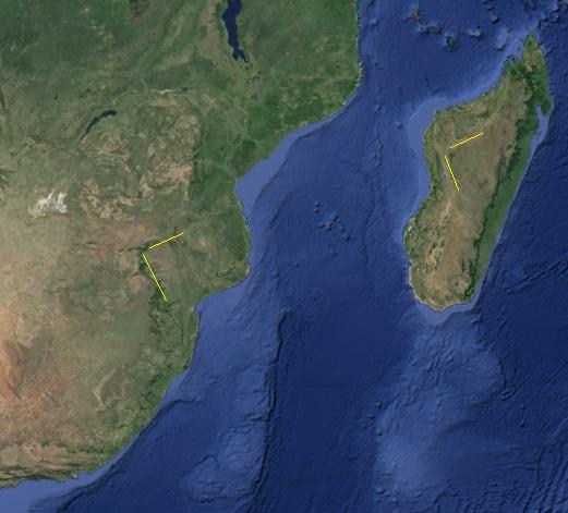 Африка Мадагаскар-