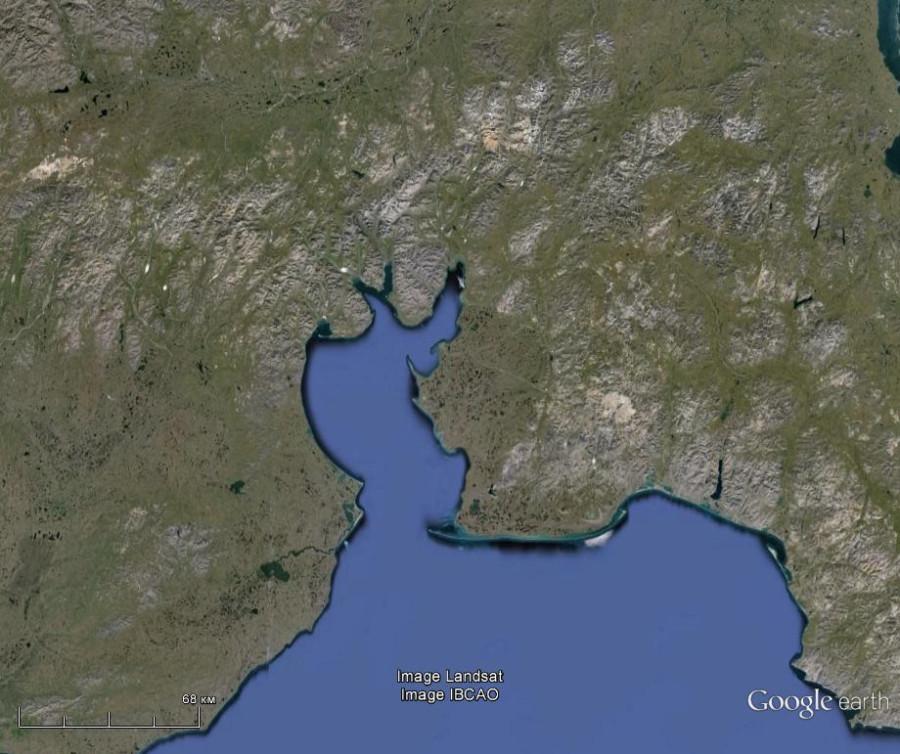 залив Креста