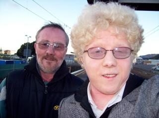 Grandad and I