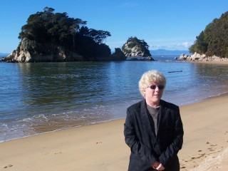Me in Little Kaiteriteri