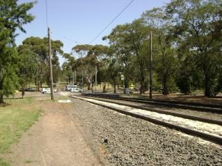 Elliot Ave tram stop