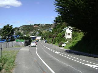 Paremata Crescent/Papakowhai Road