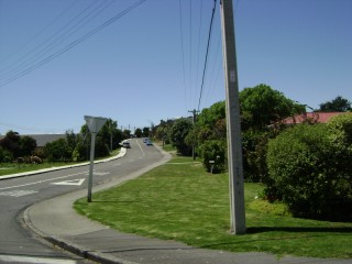 Another Raumati South street