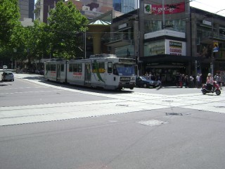 B2 class tram
