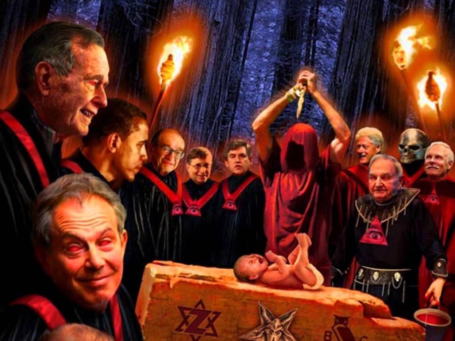 Реальный фактологический сатанизм