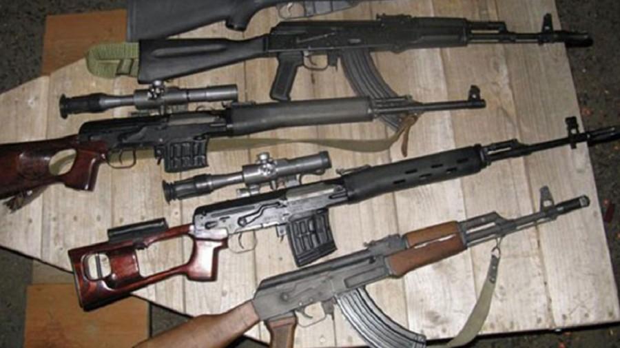 Контрабанда оружия из Украины