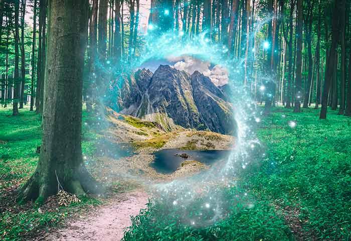 Тело сновидения больше приспособлено для путешествий, чем физическое тело